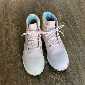 Timberland Classic Waterproof Boot - Pink